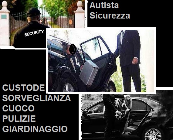 Close protection services italy / abroad: driver