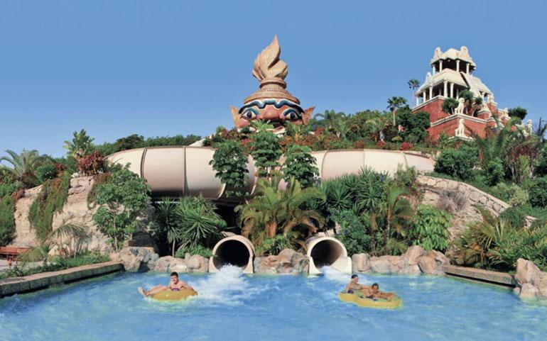 d151cf63a52f Il Siam Park, inaugurato nel 2008, è uno dei parchi acquatici più grandi  del mondo con una superficie di circa 185.000 metri quadrati.
